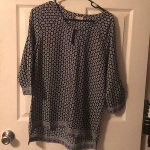 Antilla Femme size medium blouse. Used, worn once.